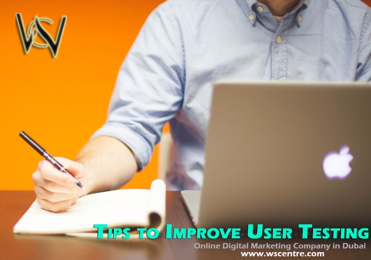 3 Tips to Improve User Testing
