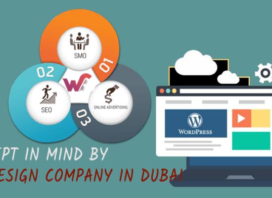 Web Designing Company Dubai